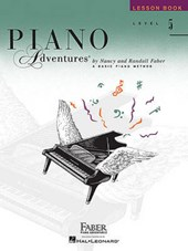 Piano Adventures Lesson Book Level