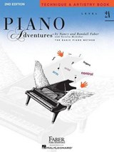 Piano Adventures Technique and Artistry Book | Faber, Nancy ; Faber, Randall |