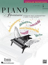 Piano Adventures - Level 5