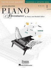 Accelerated Piano Adventures for the Older Beginner |  |