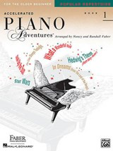 Accelerated Piano Adventures for the Older Beginner | auteur onbekend |