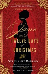 Jane and the Twelve Days of Christmas | Stephanie Barron |