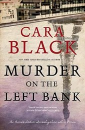 Murder on the Left Bank | Cara Black |