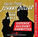 Yours Truly Johnny Dollar | auteur onbekend |