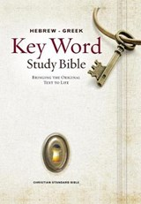 Hebrew-Greek Key Word Study Bible | auteur onbekend |