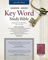 Hebrew-Greek Key Word Study Bible-KJV |  |