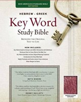 Hebrew-Greek Key Word Study Bible |  |
