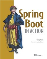 Spring Boot in Action | Craig Walls |