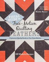 Visual Guide to Free-Motion Quilting Feathers | Natalia Bonner |
