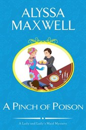 Pinch of Poison | Alyssa Maxwell |