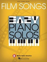 Film Songs - Easy Piano Solos | auteur onbekend |