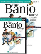 Play Banjo Today! Beginner's Pack | Colin O'brien |
