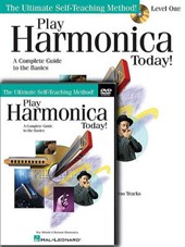 Play Harmonica Today] Beginner's Pack