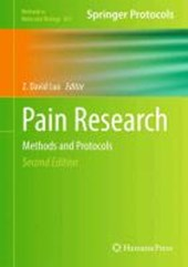 Pain Research |  |