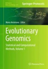 Evolutionary Genomics | auteur onbekend |
