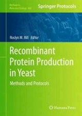 Recombinant Protein Production in Yeast | auteur onbekend |