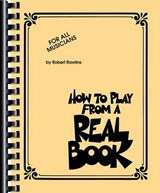 How to Play from a Real Book | Robert Rawlins |
