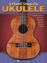 3-Chord Songs for Ukulele | auteur onbekend |