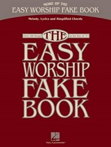 More of the Easy Worship Fake Book | auteur onbekend |