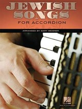Jewish Songs for Accordion | auteur onbekend |
