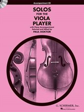 Solos for the Viola Player