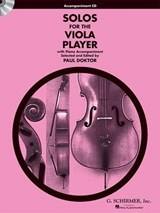 Solos for the Viola Player |  |