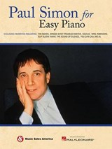 Paul Simon for Easy Piano | auteur onbekend |