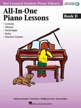 All-in-One Piano Lessons | Barbara; Kreader |