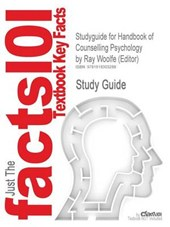 Studyguide for Handbook of Counselling Psychology by (Editor