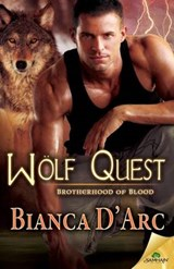Wolf Quest | Bianca D'arc |