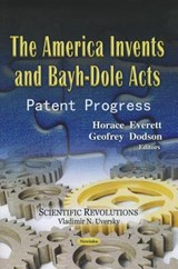 The America Invents & Bayh-Dole Acts | auteur onbekend |