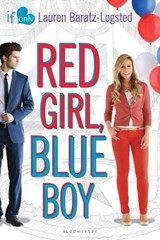 Red Girl, Blue Boy | Lauren Baratz-Logsted |