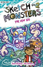 Sketch Monsters | Joshua Williamson & Jill Beaton |
