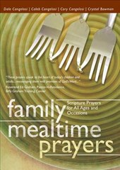 Family Mealtime Prayers