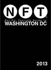 Not for Tourists Guide to Washington DC [With Map]