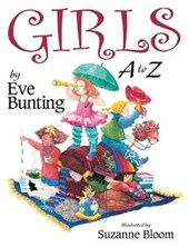 Girls A to Z | Eve Bunting |