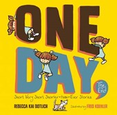 One Day, The End | Rebecca Kai Dotlich |
