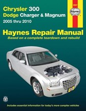 Chrysler 300 - Dodge Charger & Magnum Automotive Repair Manual