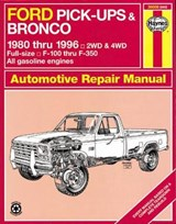 Ford Pick-Ups & Bronco | Editors of Haynes Manuals |