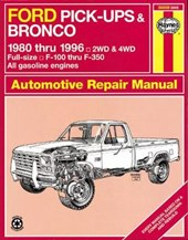 Ford Pick-Ups & Bronco