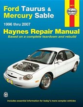 Haynes Ford Taurus & Mercury Sable 1996 Thru 2007 Automotive Repair Manual