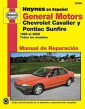 General Motors Chevrolet Cavalier y Pontiac Sunfire 1995 al