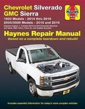 Haynes Chevrolet & GMC Pick-Ups Automotive Repair Manual