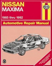 Haynes Nissan Murano 2003 thru 2014 Automotive Repair Manual