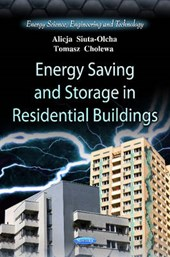 Energy Saving and Storage in Residential Buildings