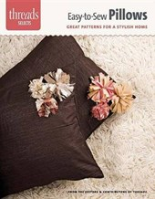 Easy-To-Sew Pillows | Editors of Threads |