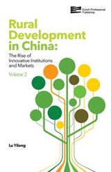 Rural Development in China | Yilong Lu |