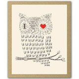 Owl, Fox, Love Greennotes | auteur onbekend |