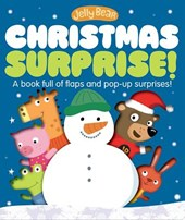 Jelly Bear Christmas Surprise | Stephanie Stansbie |