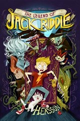 The Legend of Jack Riddle | H. Easson |